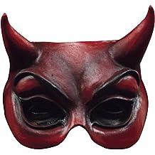 Générique mahal617 – Demi máscara diablo rojo ...