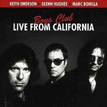 Boys Club-Live From California