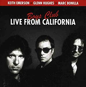 Boys Club-Live From California