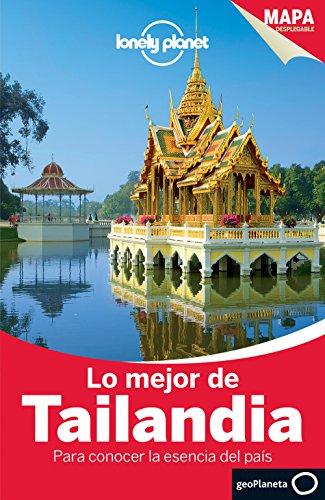 Portada del libro Lo Mejor de Tailandia 2 (Guías Lo mejor de Ciudad Lonely Planet)