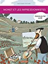 L'Histoire de l'Art en BD - Monet et les Impressionnistes par Marion