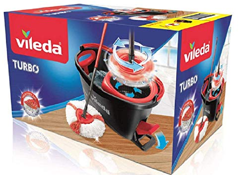 Vileda  Easy Wring & Clean Turbo balai...