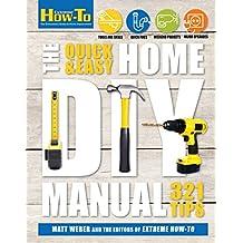 Quick & Easy Home DIY Manual