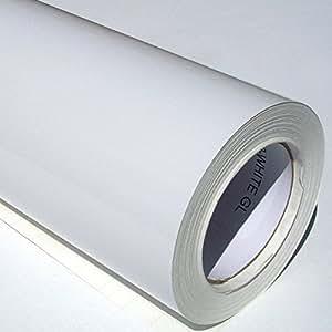 metamark 5m x 61cm 4 series sign vinyl white gloss