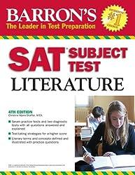 SAT Subject Test 2009: Literature (Barron's SAT Literature) (Barron's SAT Subject Test Literature)