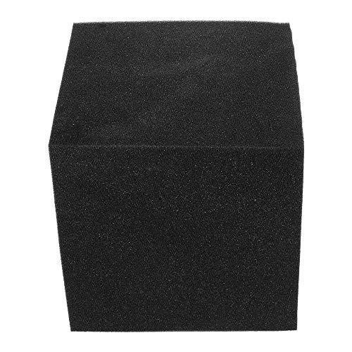 Hukz Akustikschaumstoff Schallschutz Schaum Matte, Akustik Würfel Schalldämmplatten, Soft Soundproof Foam Schaum-Fliesen für Zuhause und Studio, 20x20x20cm