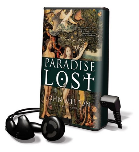 Paradise Lost [With Earbuds] (Playaway Adult Fiction)