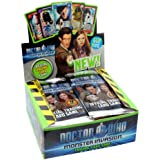 DOCTOR (DR) WHO MONSTER INVASION TRADING CARD GAME ~ FULL BOX ~ 24 PACKETS