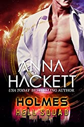 Holmes: Scifi Alien Invasion Romance (Hell Squad Book 8) (English Edition)