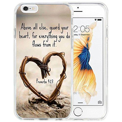 iPhone 6S Plus Fall, dseason iPhone 6/6S Plus (5,5) Fall Einzigartiges Design Zitate Einige Dinge, TUU (6) (Koreanische Iphone 6 Fall)