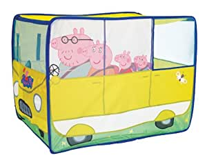 Peppa Pig Campavan Tent Amazon Co Uk Toys Amp Games