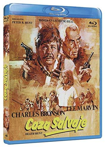 Caza Salvaje Bd (Blu-Ray) (Import) (2014) Charles Bronson,Lee Marvin,Andr Charles Band