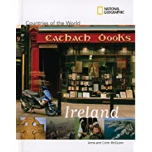 National Geographic Countries of the World: Ireland by Anna McQuinn (2008-09-09)