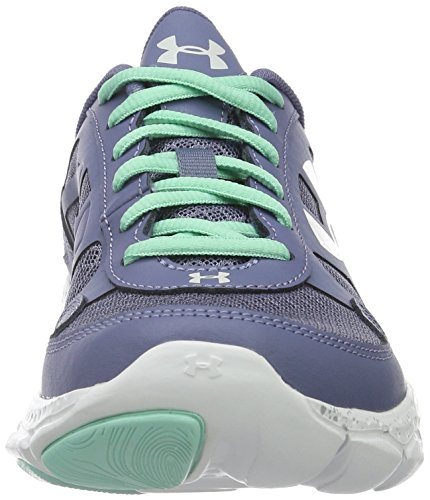 Under Armour Micro Engage Bl H 2, Scarpe De Corsa Donna Viola (purple Aurora)