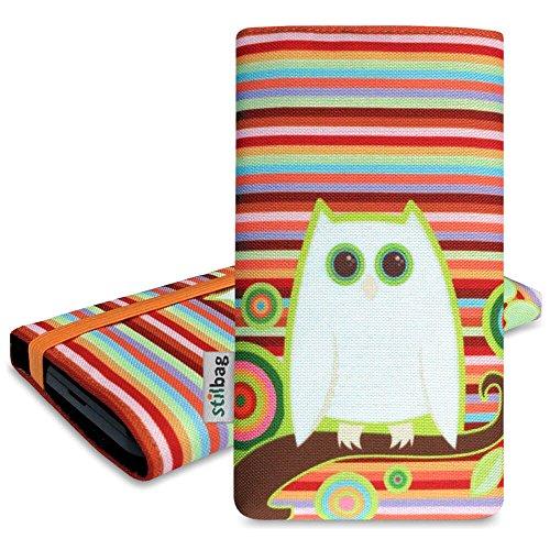 Stilbag Tasche 'MIKA' für Huawei Nova - Design: Funny Owl