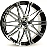 OXIGIN 14 Oxrock black full polish 8,5x18 ET35 5.00x112.00 Hub Bore 72.60 mm - Alu felgen