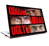 Laptop skins 15.6 inch - The Good The Ba...