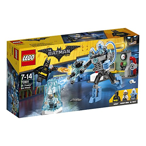 Preisvergleich Produktbild LEGO The Batman Movie 70901 - Mr. Freeze Eisattacke, Spielzeug