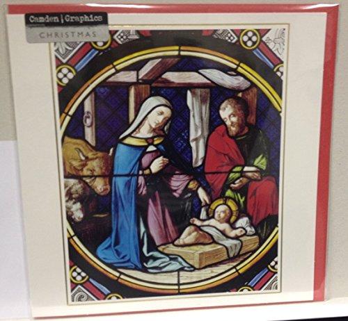 (Camden Graphic Religiöse Blessings Weihnachten Karte)