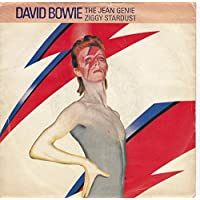 David Bowie - la Jean Genie/Ziggy Stardust 17,78 cm individual - Póster de montaje en
