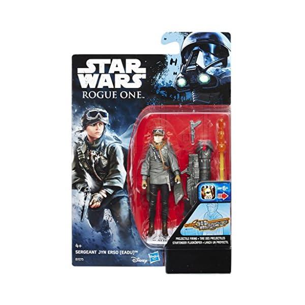 Star Wars - Figura Rogue One, 1 unidad, modelo aleatorio (14903) , Modelos/colores Surtidos, 1 Unidad 1