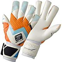 Sells Boys SILHOUETTE AQUA CAMPIONE JUNIOR Goalkeeper Gloves For Football 6674aa3f58f3