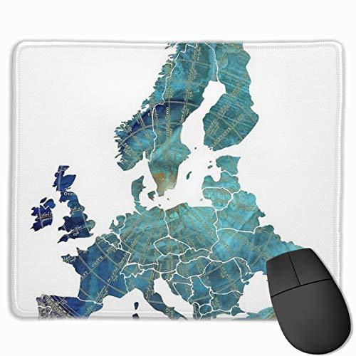 Alfombrilla ratón Videojuegos diseño Mapa Europa