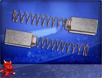 Kohlebürsten passend für Black & Decker DNJ 550 von Maschinen-Teufel