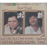 #1: Zakir Hussain & Sultan Khan - Sur Taal - LP Record