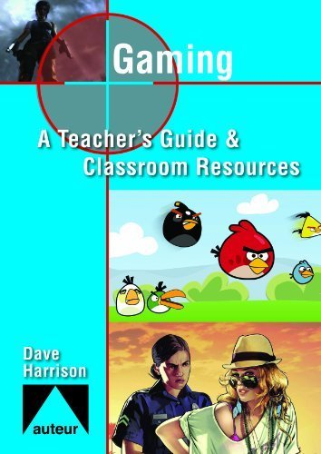 Gaming: Teacher's Guide & Classroom Resources (Studying Films) by Harrison, Dave (2014) Paperback