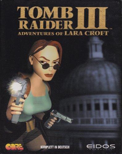 Tomb Raider III 3: Adventures of Lara Croft
