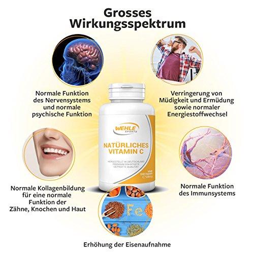 Zoom IMG-3 vitamina c proveniente da fonti