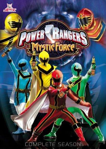 Power Rangers Mystic Force - Die komplette Staffel [6 DVDs]
