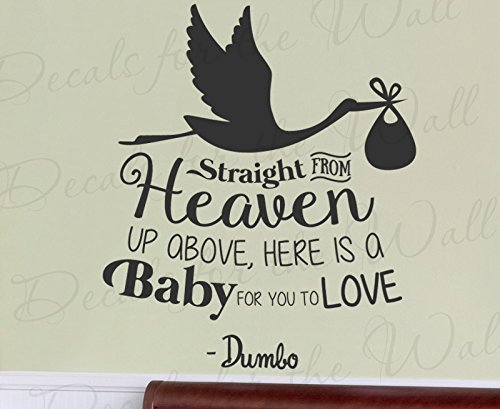 Direttamente dal paradiso Up qui sopra è un-For You, To Love Walt Disney-Dumbo Baby Girl