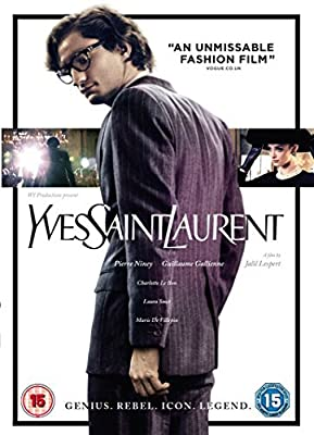Yves Saint Laurent [DVD] by Pierre Niney