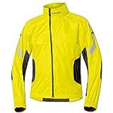 Held Wet Tour - Regenjacke, Farbe schwarz-neongelb, Größe L