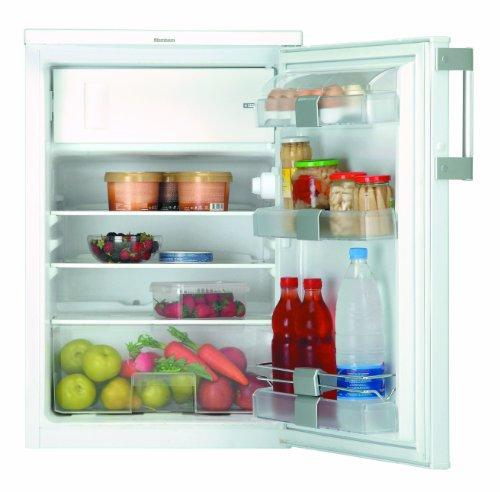Blomberg TSM 1541 A+++ Kühlschrank / A+++ / 93 kWh/Jahr / 101 Liter Kühlteil / 13 Liter Gefrierteil / Antibakterielle Türdichtung / weiß