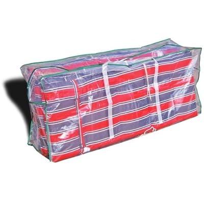 Feste Tragetasche für 4 Auflagen 125x32x50cm Schutzhülle Auflagen Auflagenbox