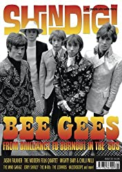Shindig!: Bee Gees - From Brilliance to Burn-out in the 1960s No. 25 by Jon 'Mojo' Mills (2012-02-16)