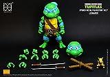 Herocross HMF #037 Leonardo Teenage Mutant Ninja Turtles Action Figure by Herocross