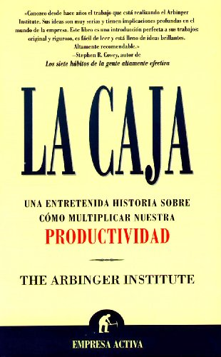 La caja (Narrativa empresarial) por The Arbinger Institute