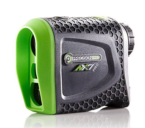 Precision Pro Golf NX7 Pro Laser Rangefinder - Golfing Range Finder with Slope and Non-Slope Feature - Perfect Golf Accessory or Golfer Gift