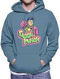 Fresh Punch One Punch Man Fresh Prince Of Bel Air Men's Hooded Sweatshirt