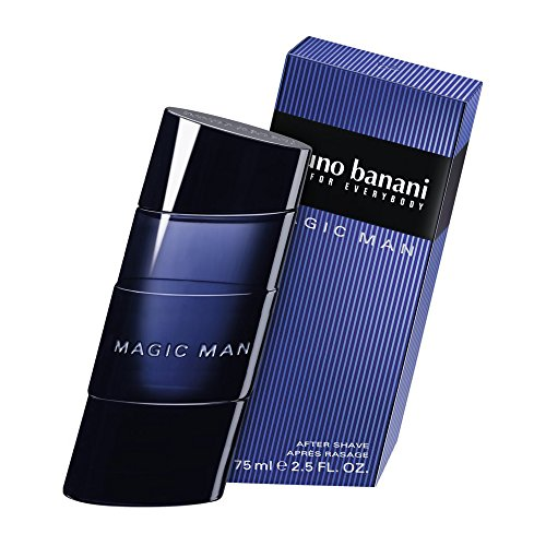 bruno banani Magic Man Eau de Toilette Natural Spray, 75 ml