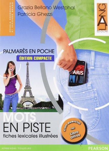 Palmares en poche. Vol. unico. Per le Scuole superiori. Con CD-ROM. Con espansione online