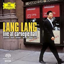 Lang Lang Live at Carnegie Hall  [DOPPEL-CD]