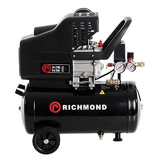 24 Litre Air Compressor - 9.6 CFM, 2.5 HP, 24L
