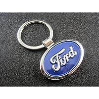 Llavero de metal Ford