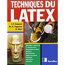 Techniques du latex: Moulage , empreintes,et reproductions