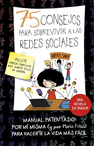 75 consejos para sobrevir a las redes sociales (Serie 75 Consejos 8) por María Frisa